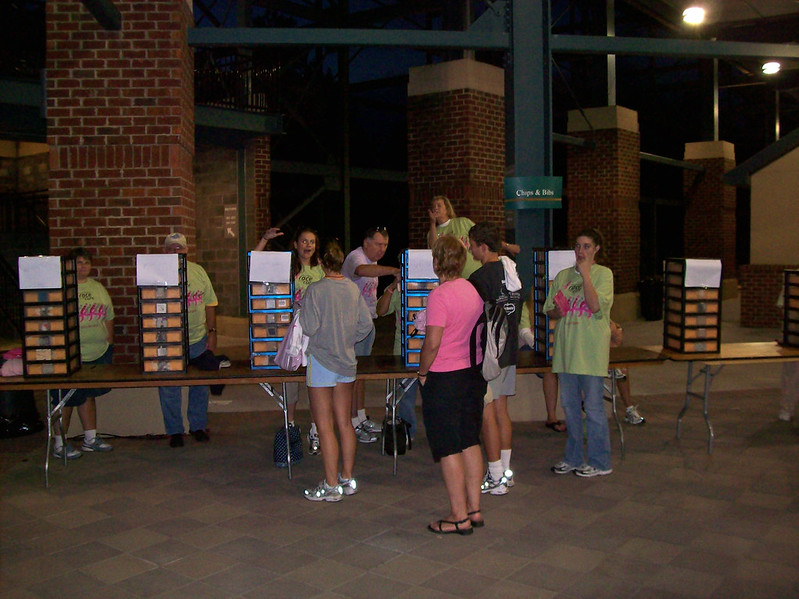 Registration for the Cure