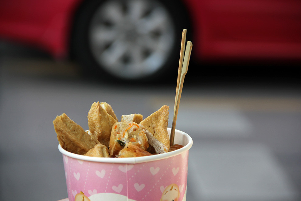 Thai Deep Fried Snacks