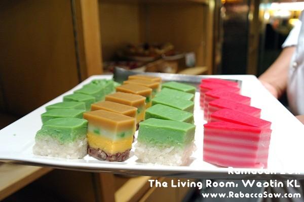 Ramadan 2011 - The Living Room, Westin KL-52