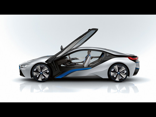 2011 BMW i8 Concept pictures