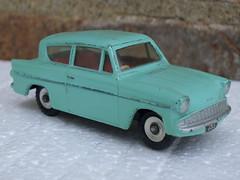 Vintage Dinky Toys Ford Anglia (beetle2001cybergreen) Tags: ford vintage toys dinky anglia