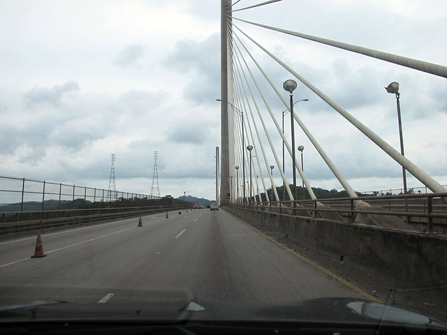 Puente Centenario, Panamá