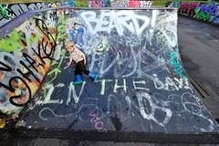No Skateboard Necessary (MrHRdg) Tags: freeassociation reading graffiti caversham skateboardpark hillsmeadow