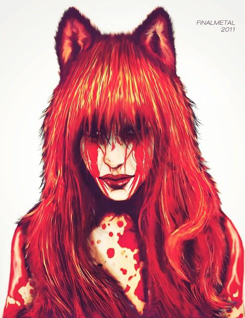 Wolf Women ... by  FINALMETAL