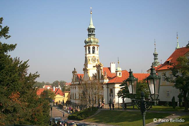El Loreto de Praga. © Paco Bellido, 2005