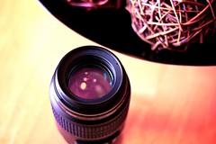 Purple lens (J.PerkProductions) Tags: canon lens bokeh kitlens howto dslr 50mm18 100mm28macro