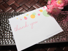 Velvet Script - Thank You Cards (theLoveFont) Tags: wedding menus cards place you save thank invitation card weddings date invite response