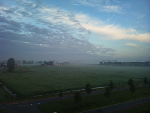Morningmist by XPeria2Day