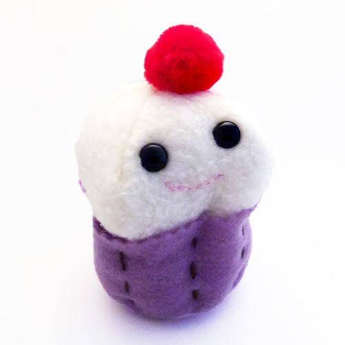 Cute Cupcake Plush 5