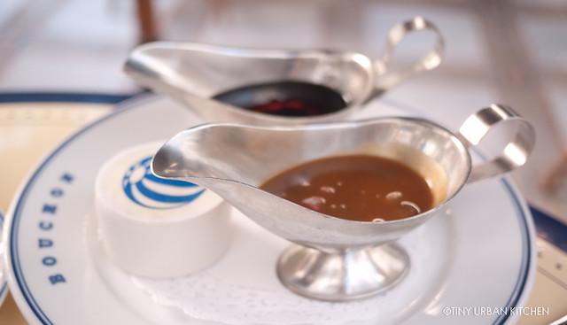 Bouchon gravy