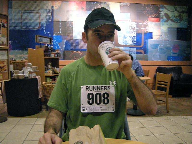 Pre-Race Coffee