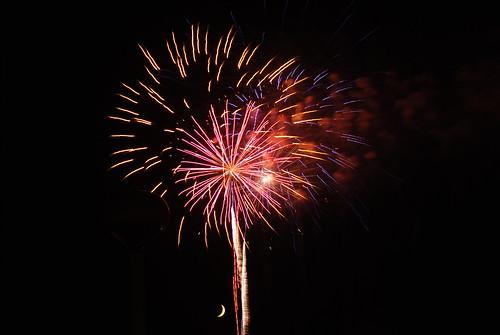 Fireworks @ Monona 1