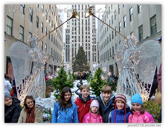 紐約 洛克菲勒 Rockefeller Center 13
