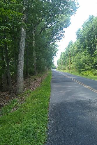 Weikert: running route