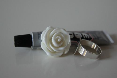 Cabochon Rings DIY Kit