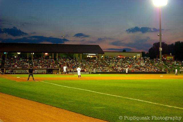 Baseball Game!