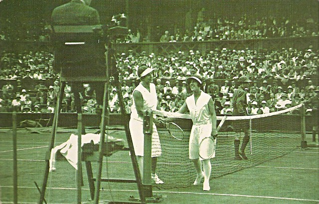 wimbledon july 1930
