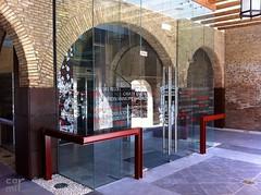 Casa del Reloj - Entrada (Carlos Miranda (Carmir)) Tags: casa arquitectura lugares rincones urbana navarra tudela entorno