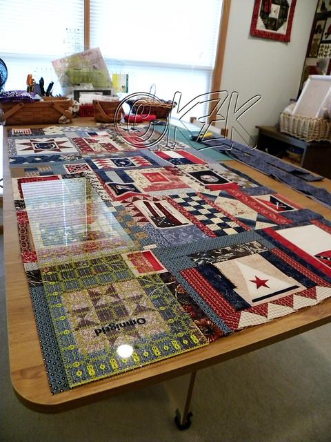 DSCN1884 Gettysburg Battle Flag quilt