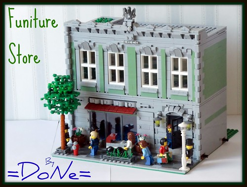 Lego Funiture Store 01