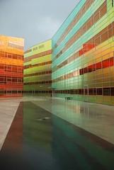 Almere - La Defense - UN Studio (SBos) Tags: architectuur almere upcle0711