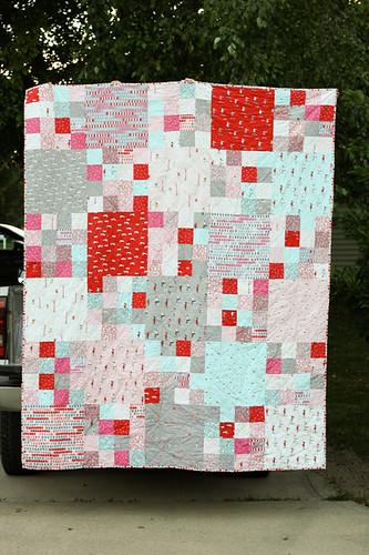 Sherbet Pips Quilt by jenib320