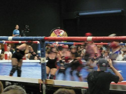 TXRD Rhinestone Cowgirls vs. Las Puntas Del Fuego