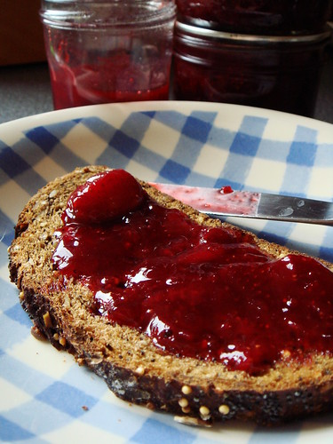 At Last, Strawberry Jam Success