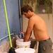 Depois da poeira, lavando a roupa suja