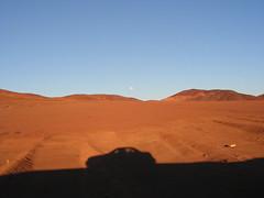 Atacama Desert (P.G. Wijtsma) Tags: chile sunset shadow atardecer zonsondergang atacama desierto atacamadesert