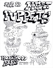 Meat Puppets — Meat Puppets — bostworld