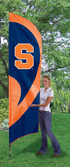 Syracuse Tall Feather Flag