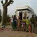 Mulheres fulani nos fizeram uma visita