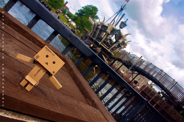 Danbo: wow! .. I love this place!