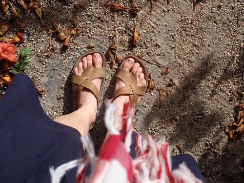Feets Again