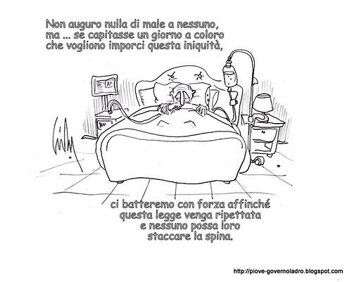 Biotestamento - Saremo rispettosi della legge by Livio Bonino