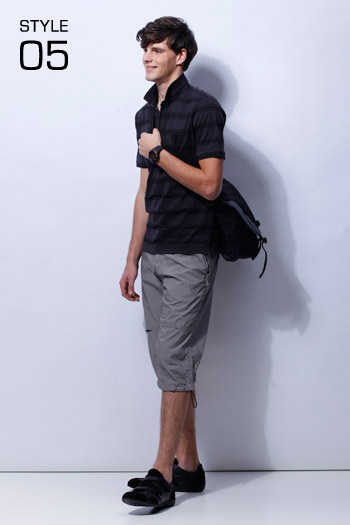 Robert Rae0127_23区 HOMME 2011 Spring & Summer Collection