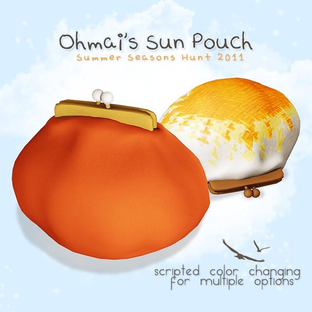 Ohmai for Seasons Hunt Summer 2011