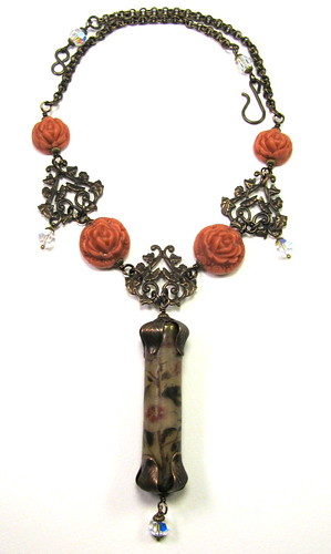 JULY ABS Entry - Garden Necklace