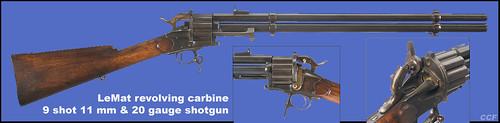 LeMat Carbine