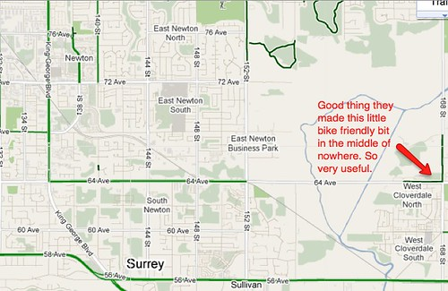 Surrey Bike Routes 3