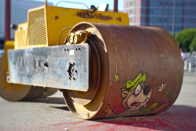 Banksy v. Yogi