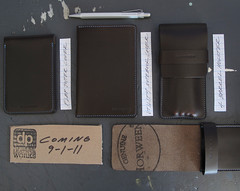 DP Leather Works - Announcement (doane paper) Tags: pen pencil notebook stationery leatherworks doanepaper