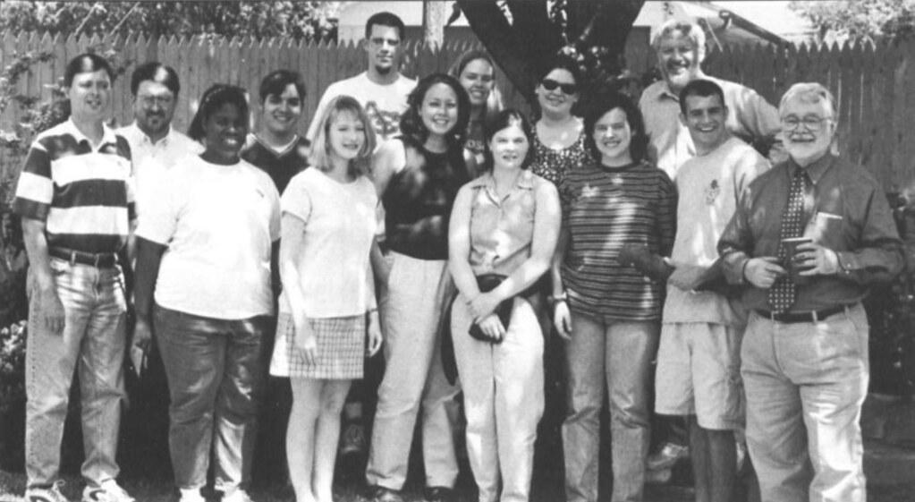 1998 Optimist Staff