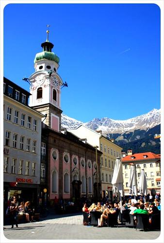 Maria-Theresien-strasse Innsbruck