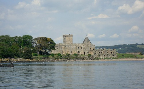 Inchcolm Abbey from Forth