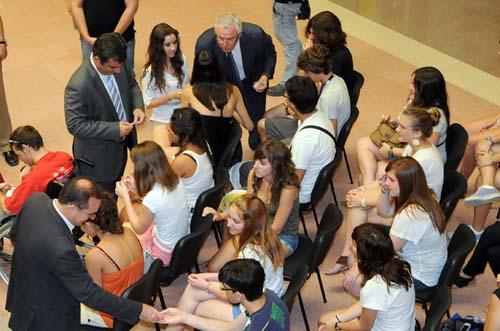 Campus inclusivo CMN 8