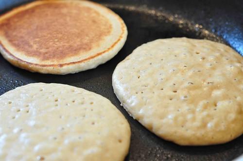 Pancake Bubbles