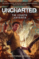 UNCHARTED 3 at SDCC