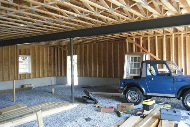 40x40 2 Story Garage The Garage Journal Board – 40X40 Garage Plans